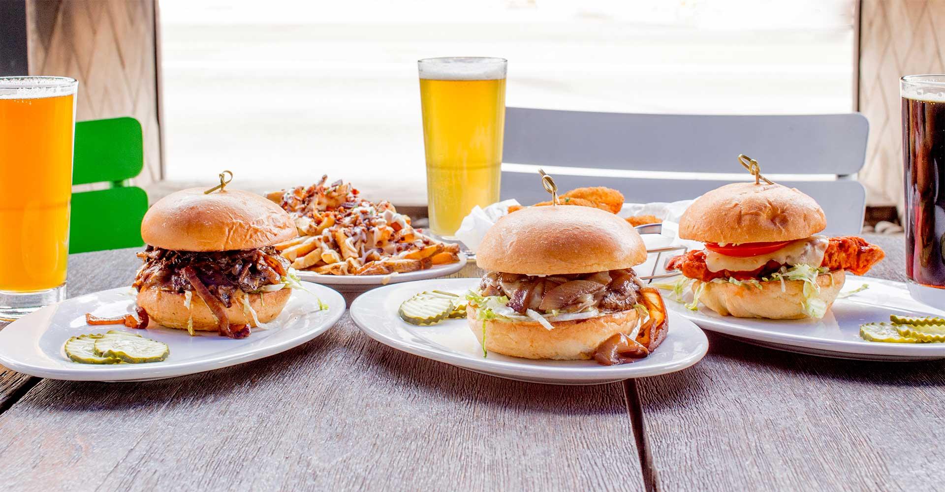 drinks, milkshakes & burgers in phoenix   zinburger